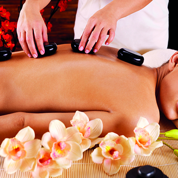 Hot stone massage Aalsmeer